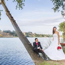 Wedding photographer Salvador Opazo (salvadoropazo). Photo of 02.04.2015