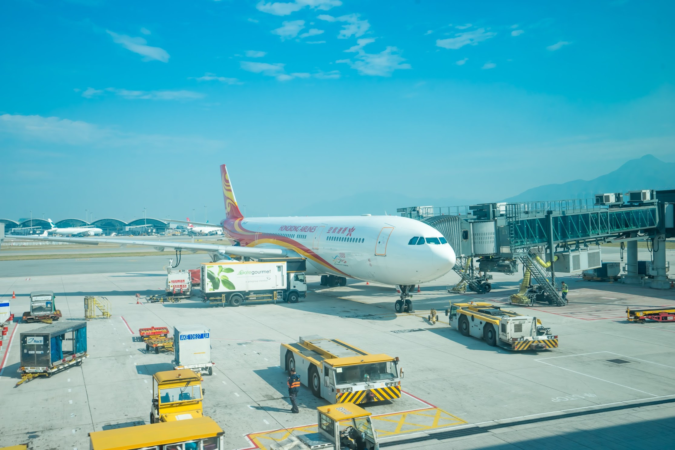 Hong Kong Airlines Airport