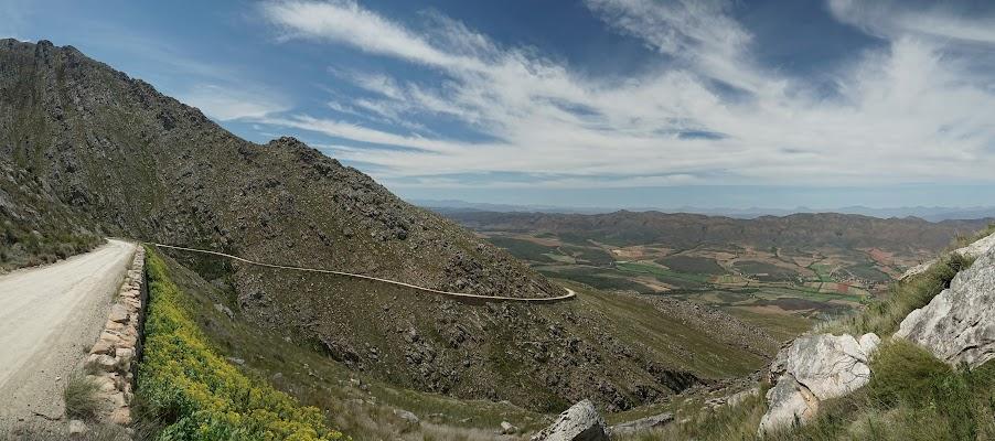 Südrampe des Swartberg Passes