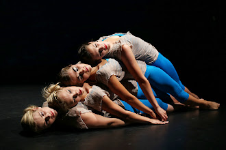 Photo: The Cruise Choreography: Summer Robertson Dancers: Camille Bahoravitch, Sherylnn Davis, Cassie Christenson, and Bethany Gee Old friends reunite on a ship bound for nowhere. Photo by: Brian Passey