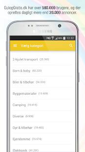 GulogGratis.dk - køb og sælg - náhled