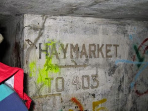 Photo: Haymarket & Gun Position 403