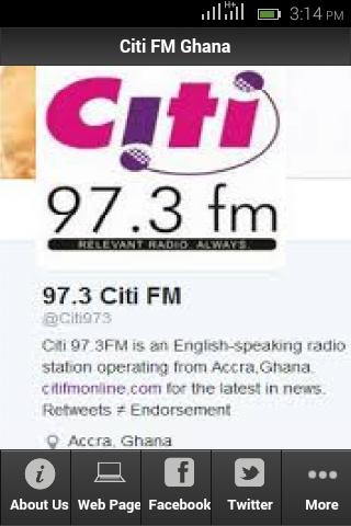 Ghana Radio Citi