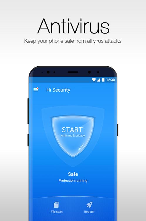 Hi Security - Antivirus, Booster, WiFi & App Lock – (Android
