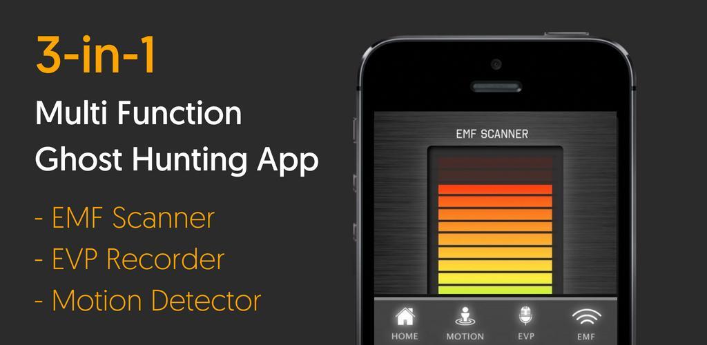 Ghost Tracker EMF EVP Recorder 1 3 1 Apk Download - se