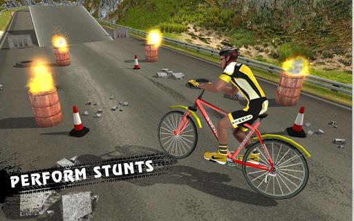 MTB Downhill BMX Freestyle Cycling 1.1 Mod screenshots 3