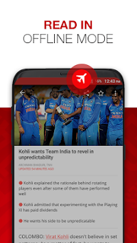 News By The Times Of India APK screenshot thumbnail 4