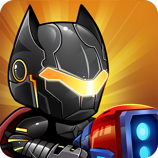 Mega Shooter: Infinity Space War (Galaxy Heroes) APK Cracked Download