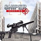 Sniper Warrior: 3D shooting games: PVP shooter FPS icon