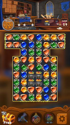 Jewels Magic Kingdom: Match-3 puzzle 1.3.12 screenshots 21