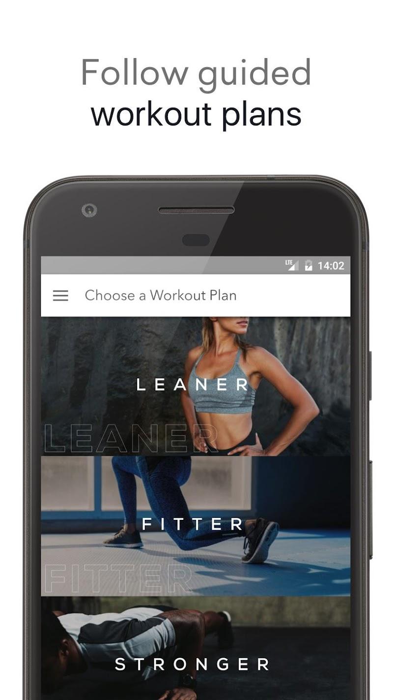 Sworkit: Workouts & Fitness Plans Screenshot 2