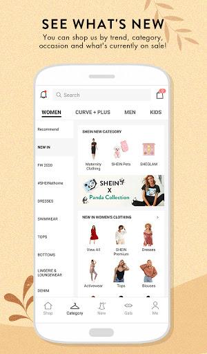 SHEIN-Fashion Shopping Online 7.2.4 Screenshots 2