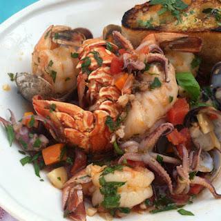 Cioppino Recipe or Zuppa Di Pesce
