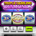 Triple Dazzling Diamonds Slots icon