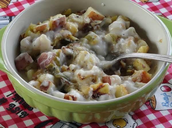 Country Fried Potato Veggie Medley