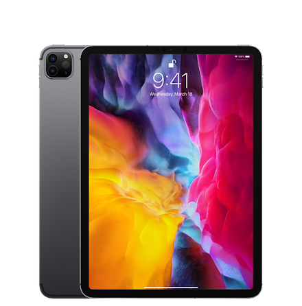 """Apple iPad Pro 11"""" 2020 128GB WIFI + CELL (gen 2) Space Grey"""