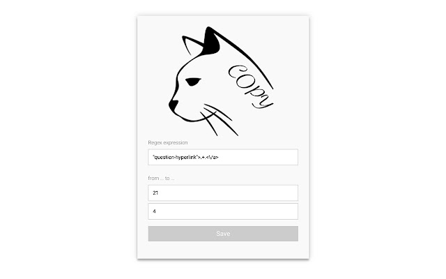 Boring Copy Cat