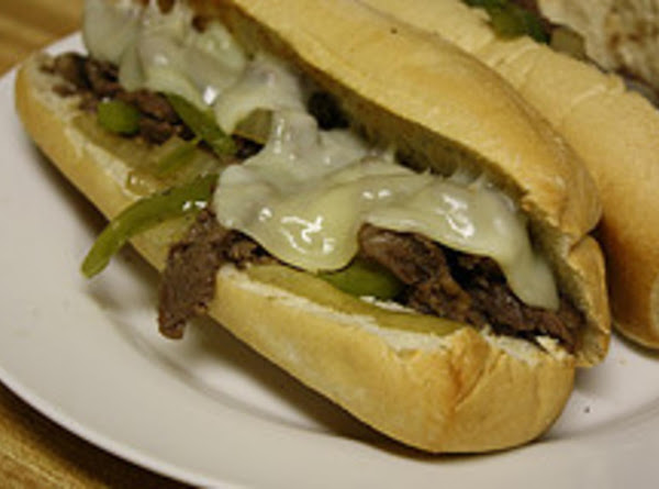 Philly Cheese Steaks Recipe