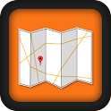 OK State Maps icon