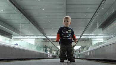 Photo: Dublin airport