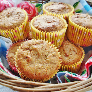 Courgette and Carrot Muffins GF SCD