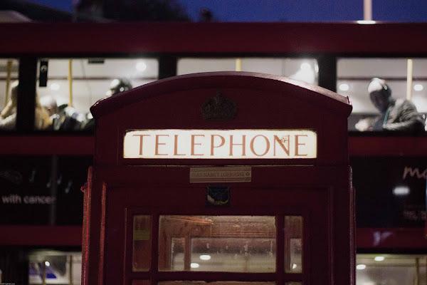 Questa è Londra! di maurodancelli