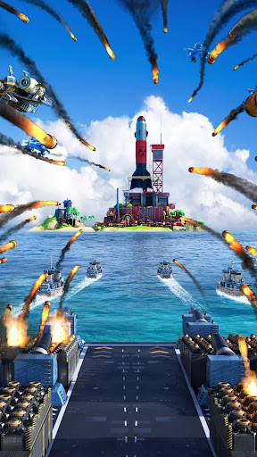 Sea Game: Mega Carrier Apk 2