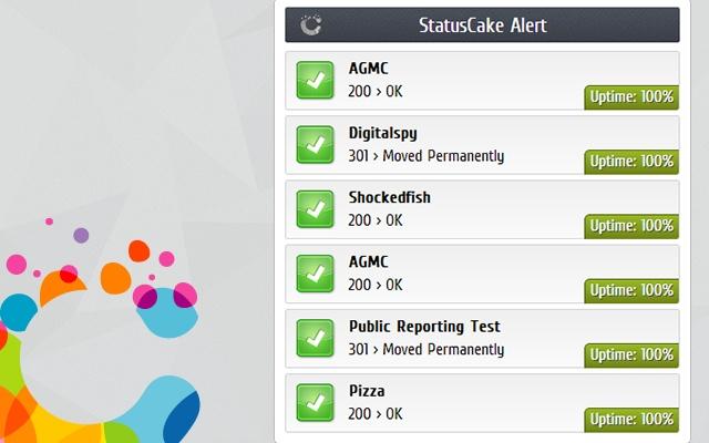 StatusCake Alert