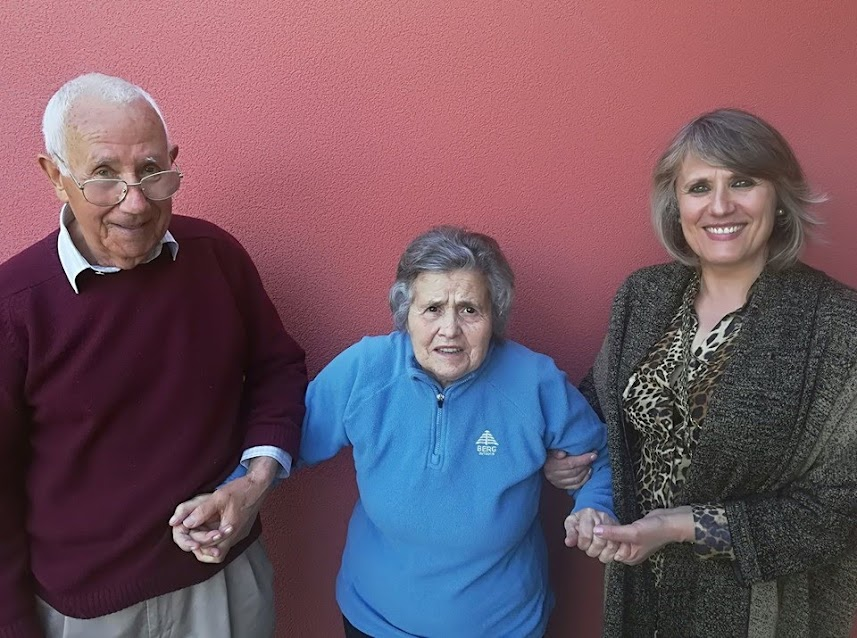 Diferentes gerações no Lar de Arneirós celebram Dia da Família