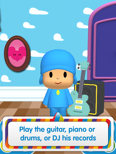 Talking Pocoyo 2 | Kids entertainment game!  screenshots 11