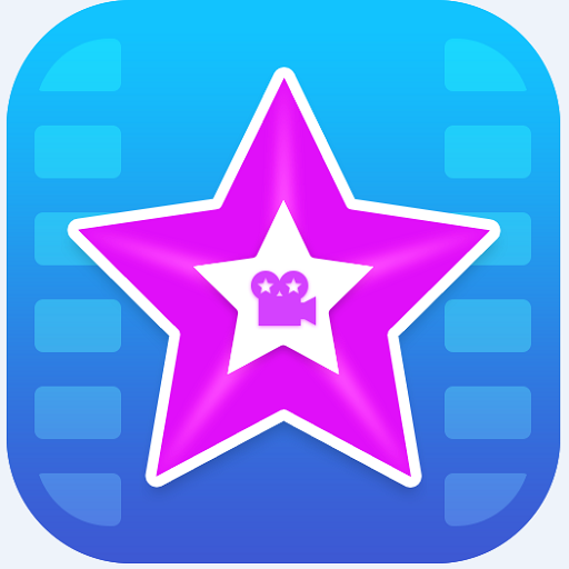 Star Vlog Creator – Slow Motion, Video Editor Icon