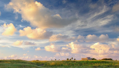Photo: Wide Open Spaces  #barbados  #landscapephotography  #clouds