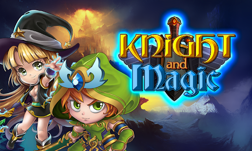 Knight And Magic - náhled