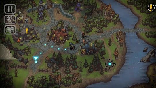 Battle Chasers Nightwar MOD APK v1.0.19 + Data Free Download 3