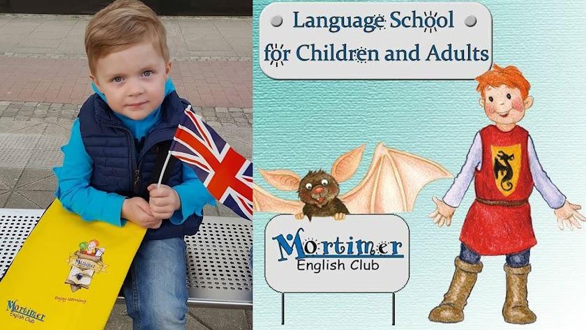 Mortimer English Club Almería, donde aprenderán jugando.