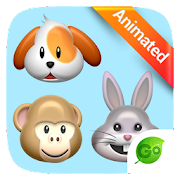 Animoji GO Keyboard Animated Theme
