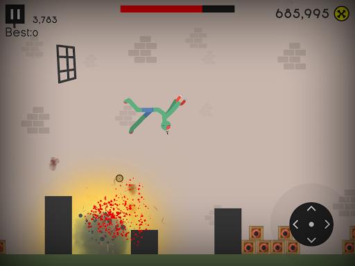Stickman Ragdoll- Falling Fun apkpoly screenshots 12