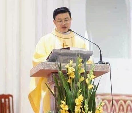 Linh mục quản xứ Đạo Đồng Trương Văn Khẩn