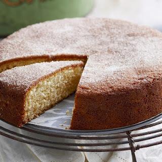 Cinnamon Teacake.