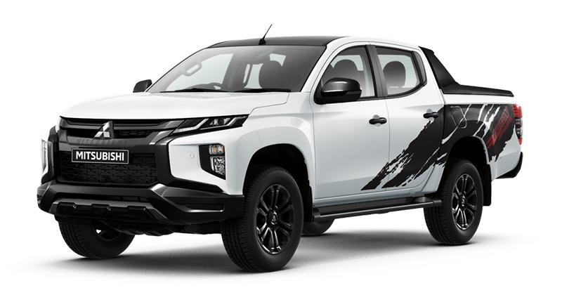 ดีไซน์ภายนอกรถยนต์ : Mitsubishi Triton Athlete 4WD