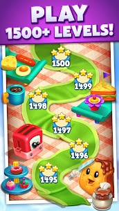 Toy Blast MOD Apk 6665(Unlimited Coins/Lives) 4