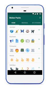 Sticker Packs for WhatsApp 1