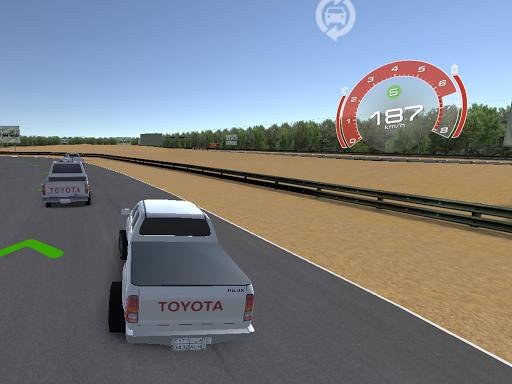 Car Racing Speed Pickup Cars  screenshots 8