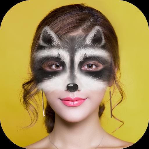 Mask Avatar Creator App Icon