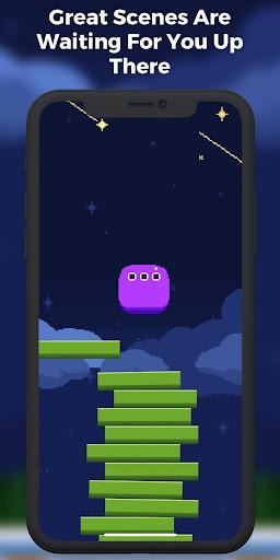 Wobbly Jump  captures d'écran 4