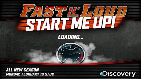 App Fast N' Loud: Start Me Up! APK for Windows Phone