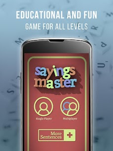Learn English – Sayings Master Pro 5
