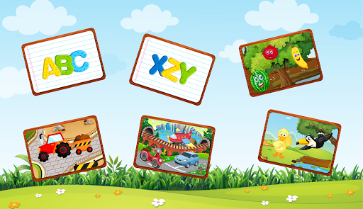 Kids Educational Puzzles Free (Preschool) 1.3.9 screenshots 10