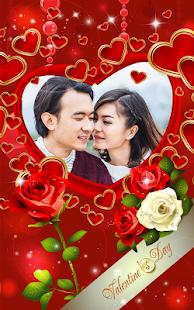 Best Valentine Photo Frames - náhled