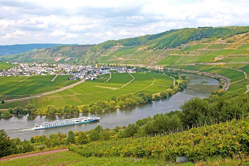 Experience the spectacular Moselle River on a luxury cruise on Avalon Luminary, stopping in to visit quaint towns and palaces in Germany and Luxembourg.